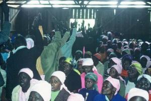 Orthodox Exorcism in Kenya