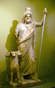 Statue of Hades