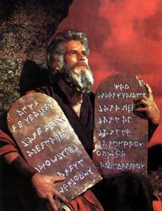 Moses10Commands