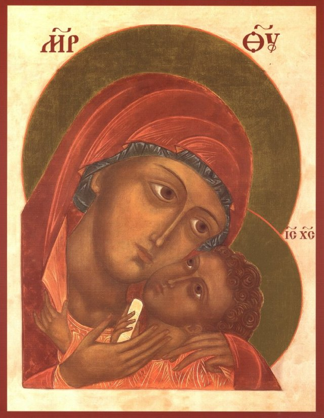Theotokos Sanctify of Life