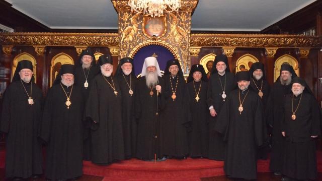 2016 Holy Synod